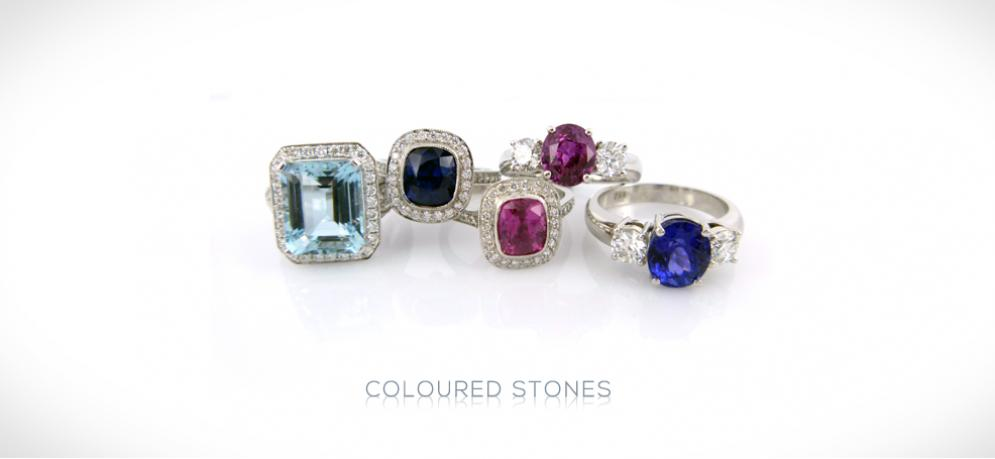 JMS Diamonds ColouredStones