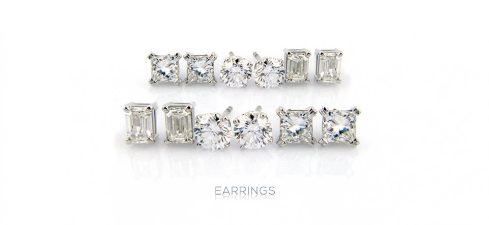 JMS Diamonds Earrings