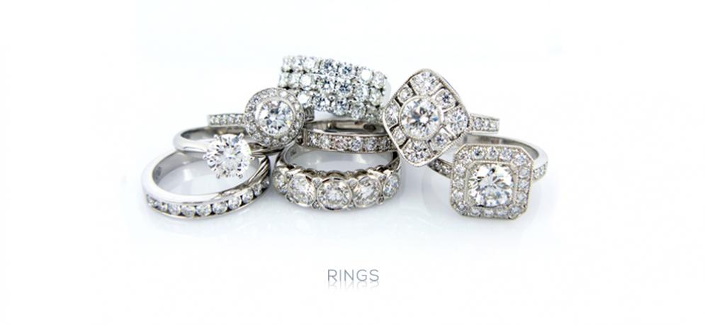 JMS Diamonds Rings